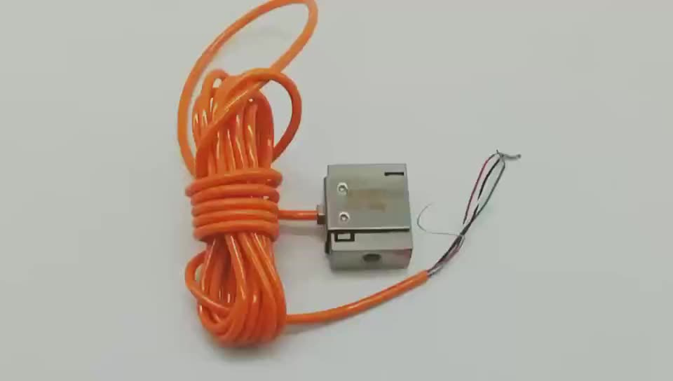 50kg micro load cell DYLY-106 S type load cell force sensor