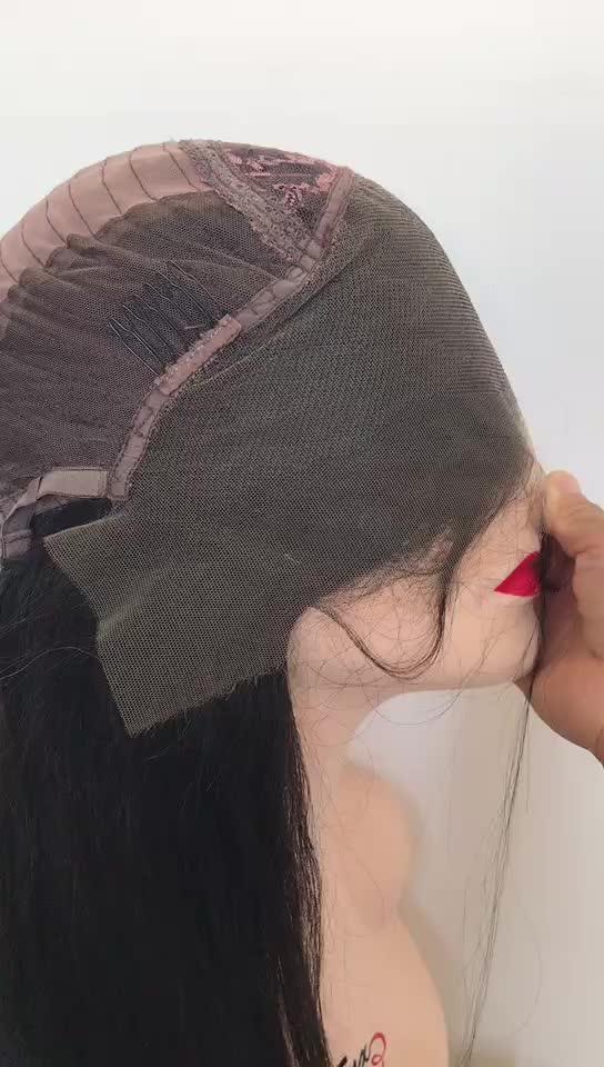 2020 Venta caliente hd Peluca de encaje 4x3 4x4 5x5 6x6 y 7x7 cierre pelucas alta calidad 100% cabello humano crudo transparente hd 13x4 13x6 peluca delantera de encaje
