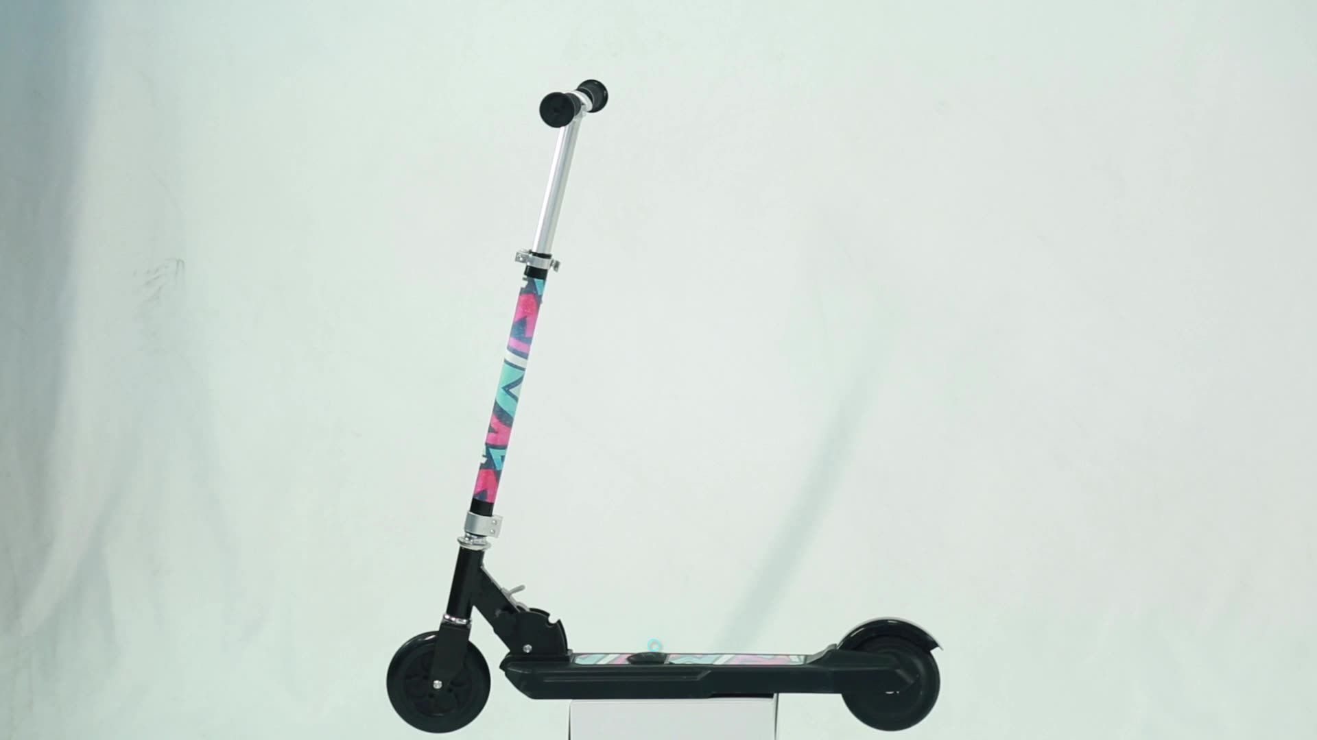 Fourstar Classical Model Foldable Electric kids kick scooter