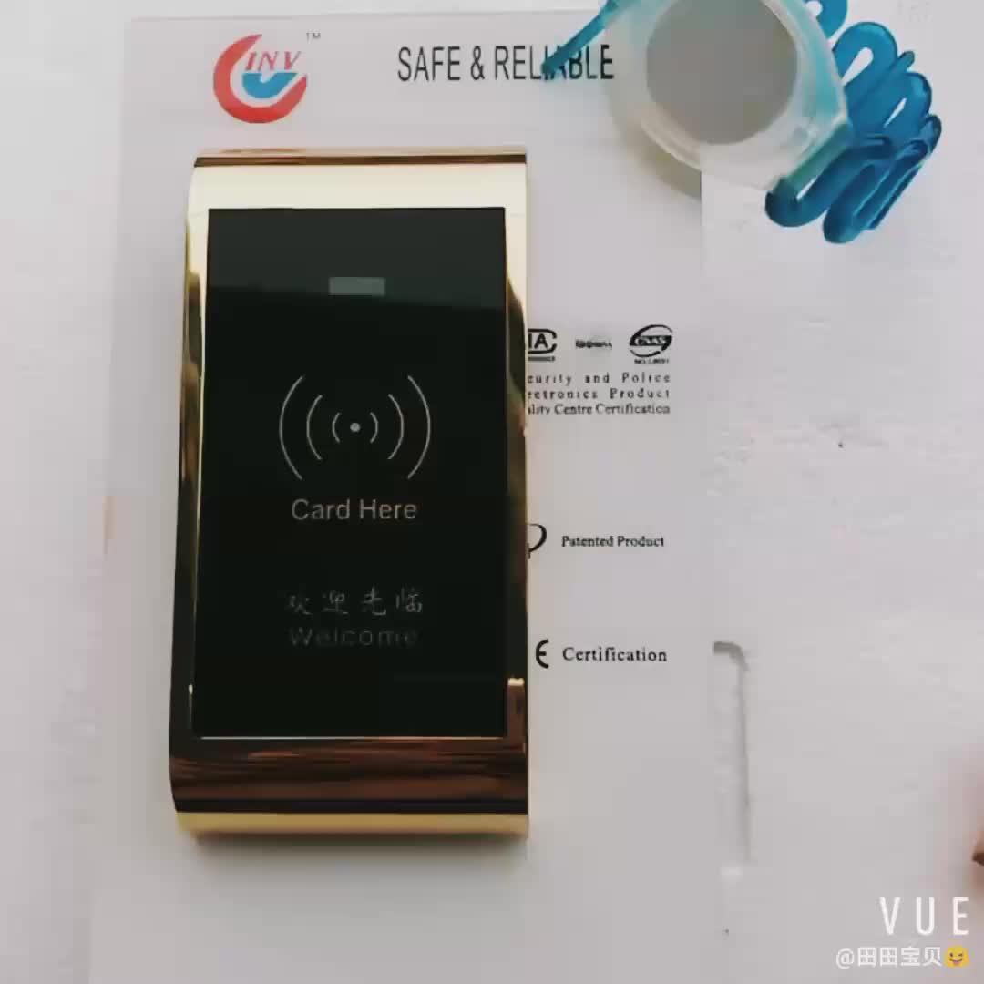 RFID Key Card Wristband Cabinet Locker Drawer Lock For Gym Sauna