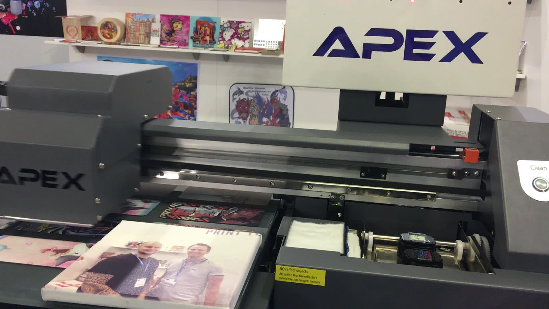 APEX uv printing machine digital print