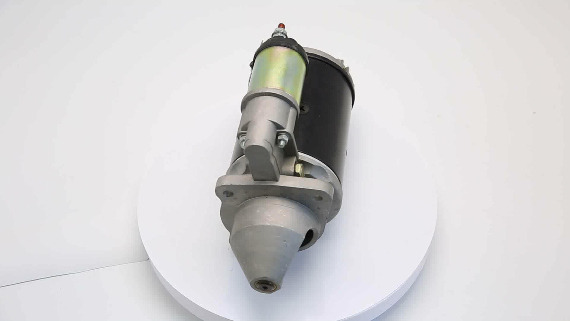 Weltake WMM 1691805M1 12V Anlasser für Massey Ferguson 135 240