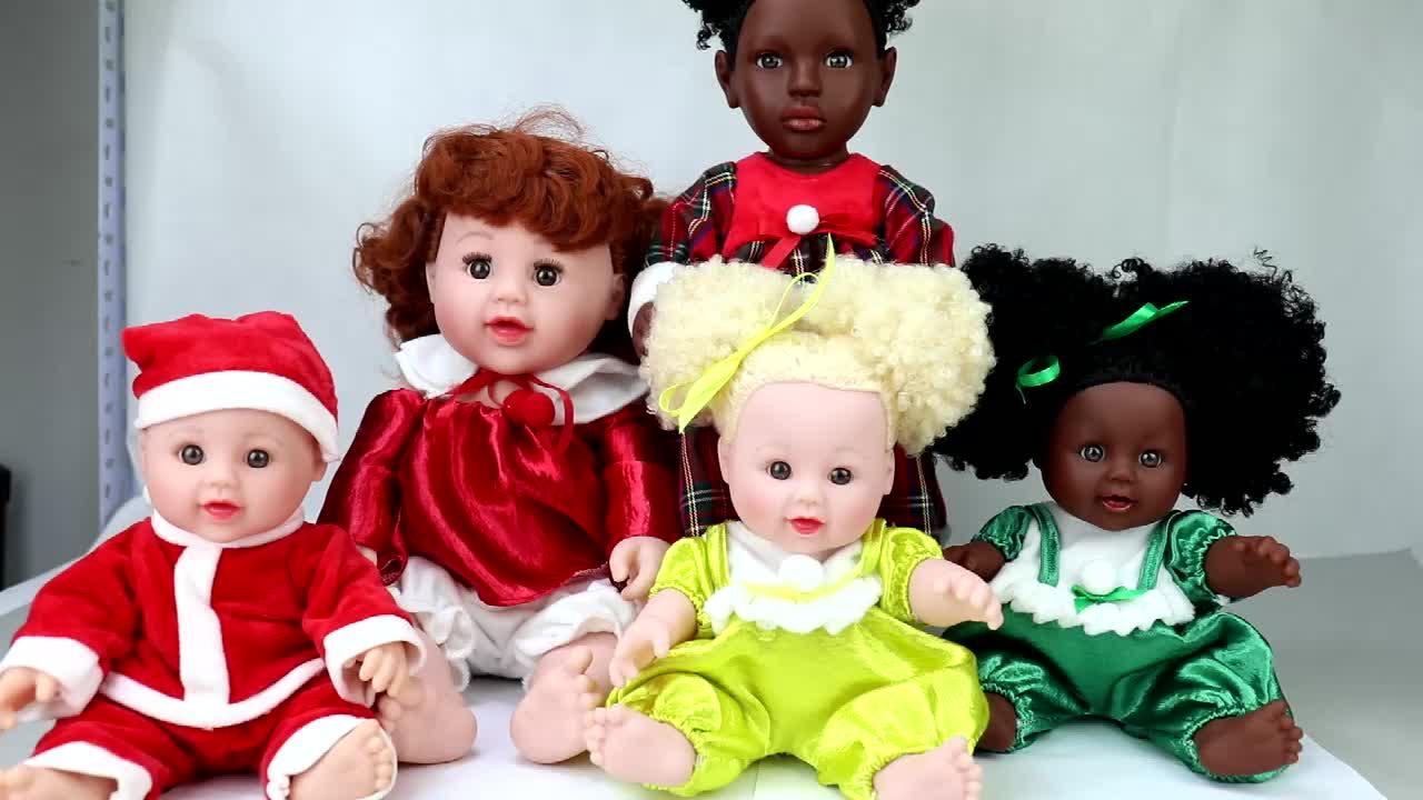 Черная кукла Фабрика Скидка oem odm Принято