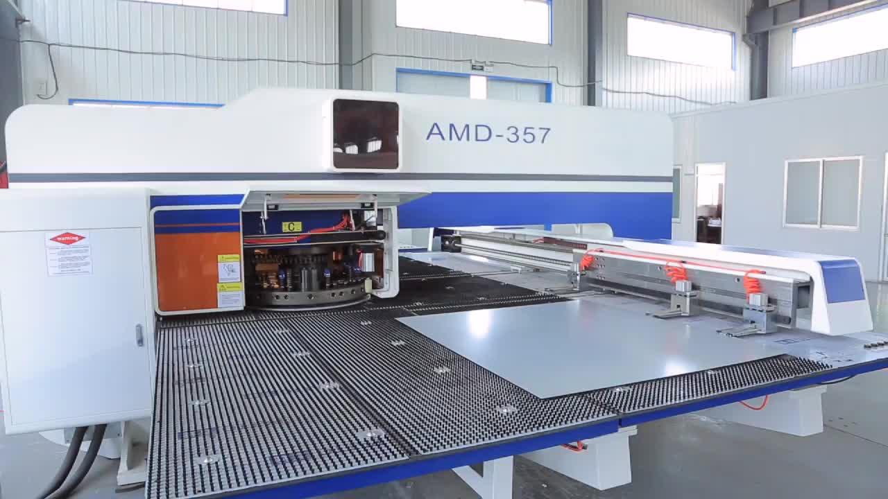 CNC Turret Punching Machine/Automatic Hole Punching Machine/CNC Punch Press Price for sale