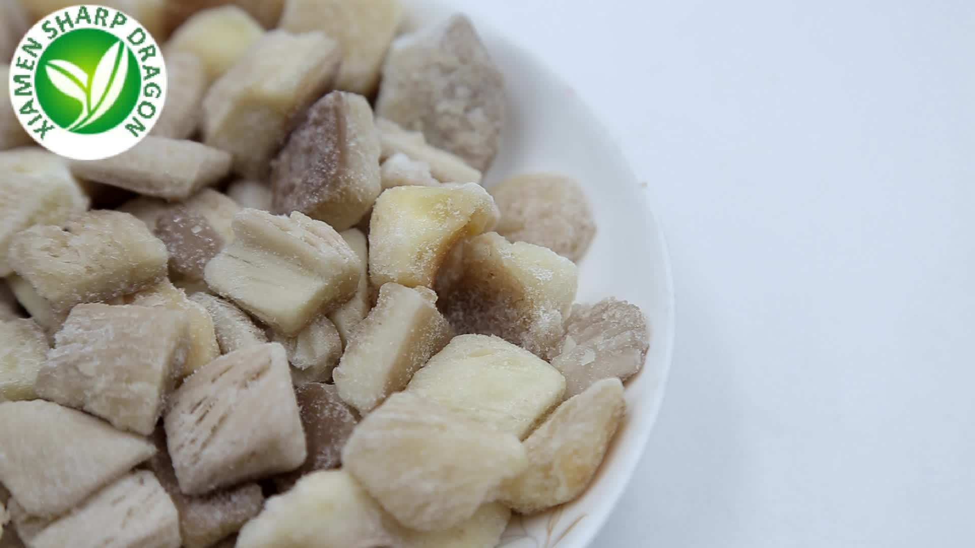 Buyer raw frozen king oyster mushroom of 1kg price
