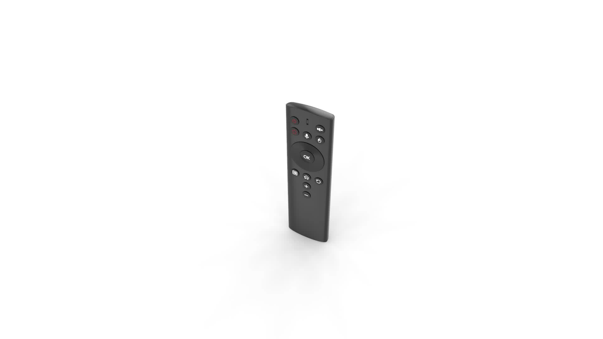 RC02F Six-Axis Gyroscope Remote with Voice Input google assitant voice for MI BOX nivida ect