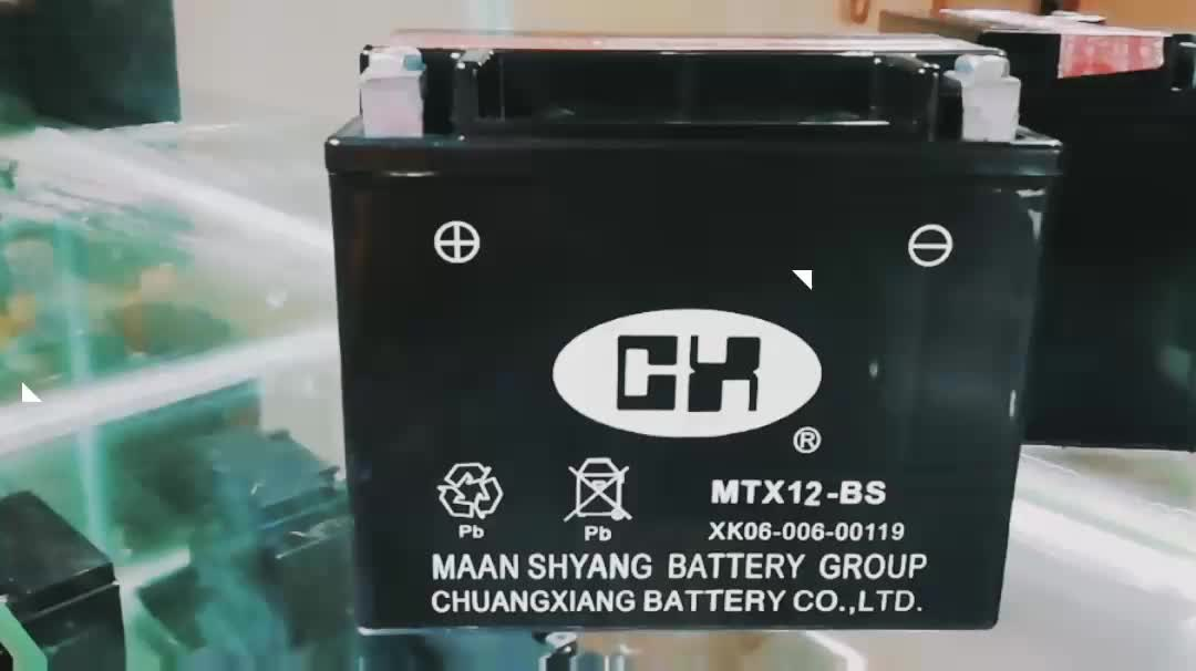 Exide 12v 12ah Two Wheelers Acid Battery