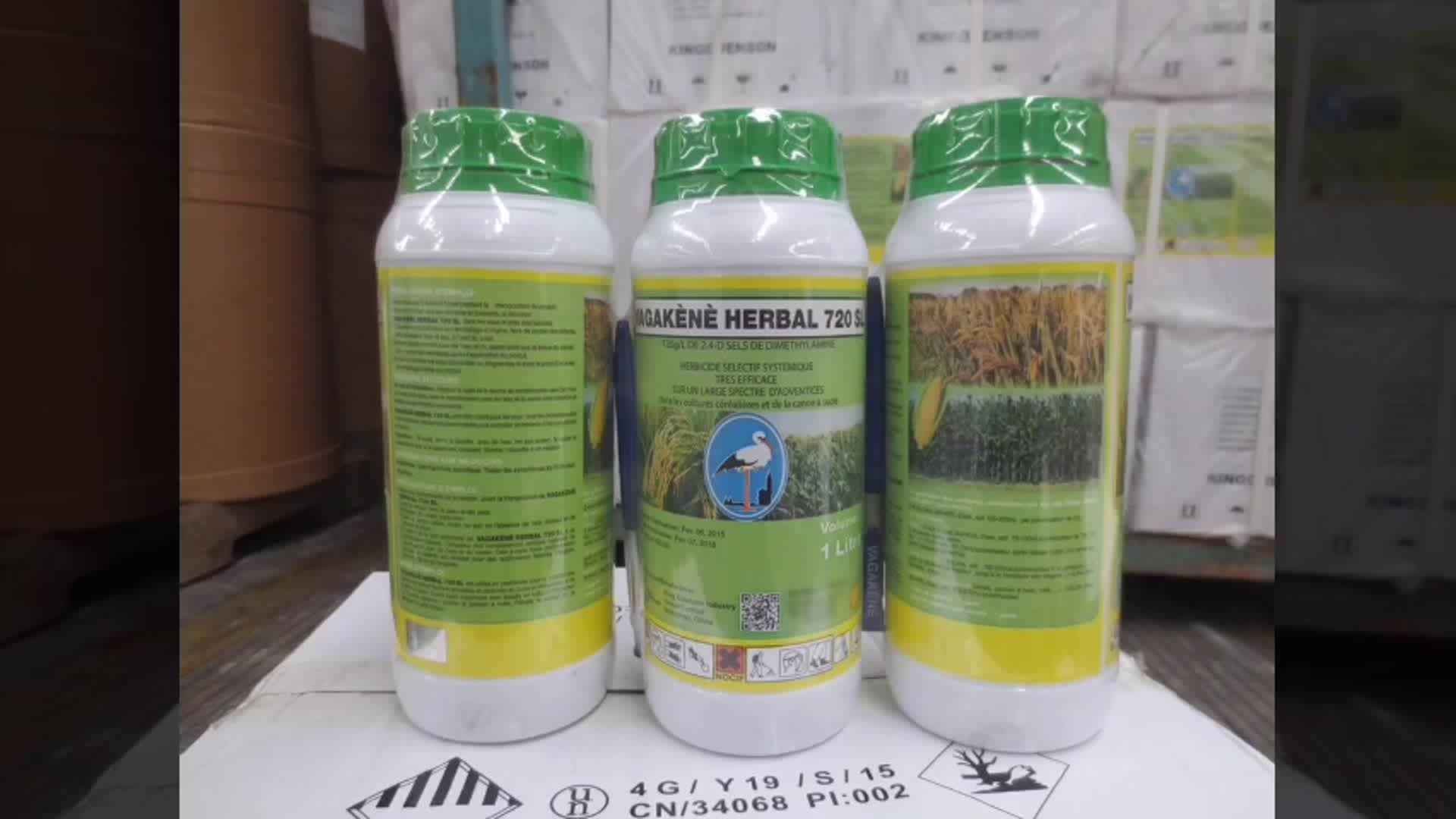 Grass Land Weed Control Sugarcane Liquid Weed killer 2 4-D 860 g/L SL