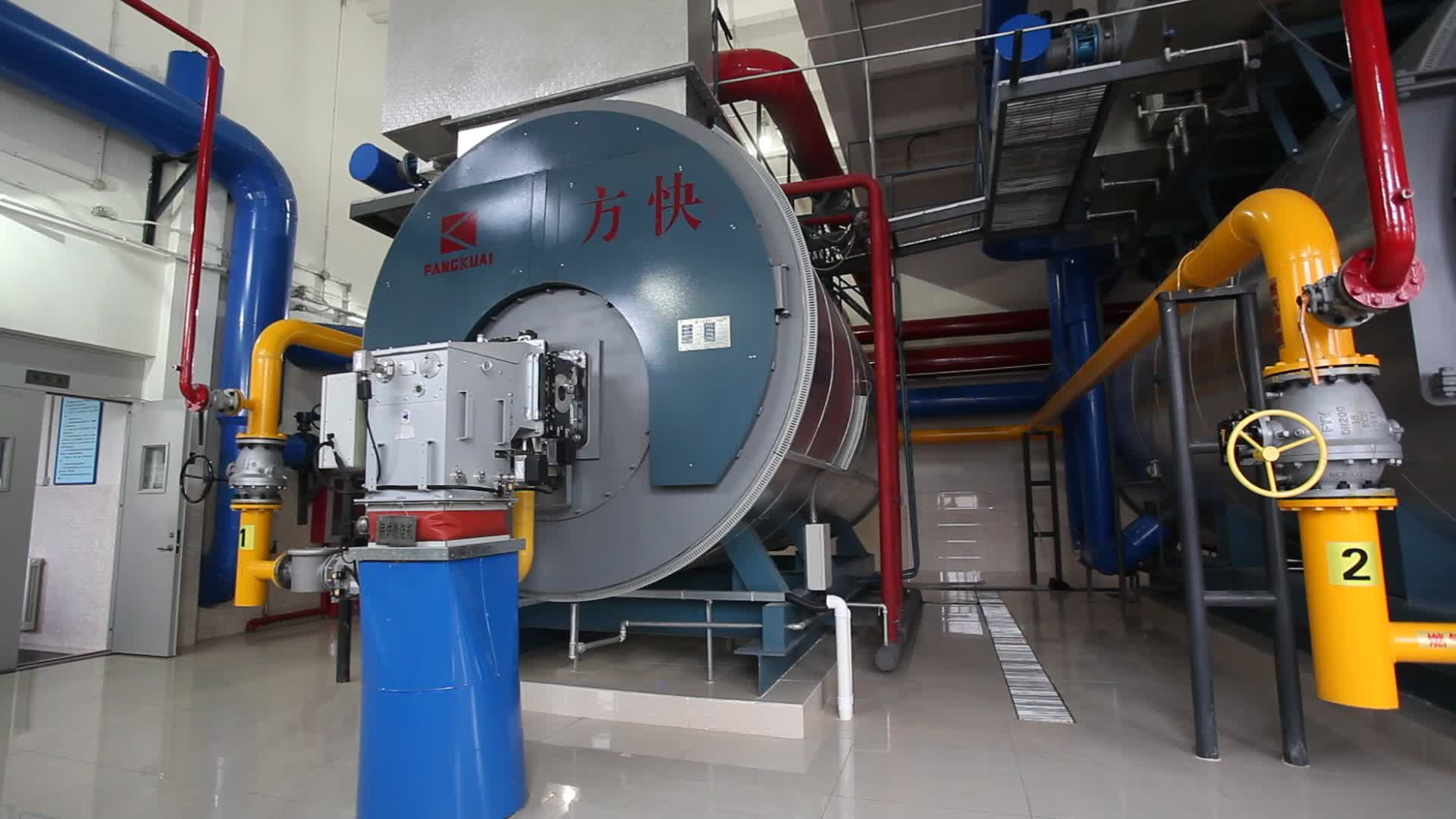 china horizontal gas and oil fuel steam boiler factory manufacturer prices