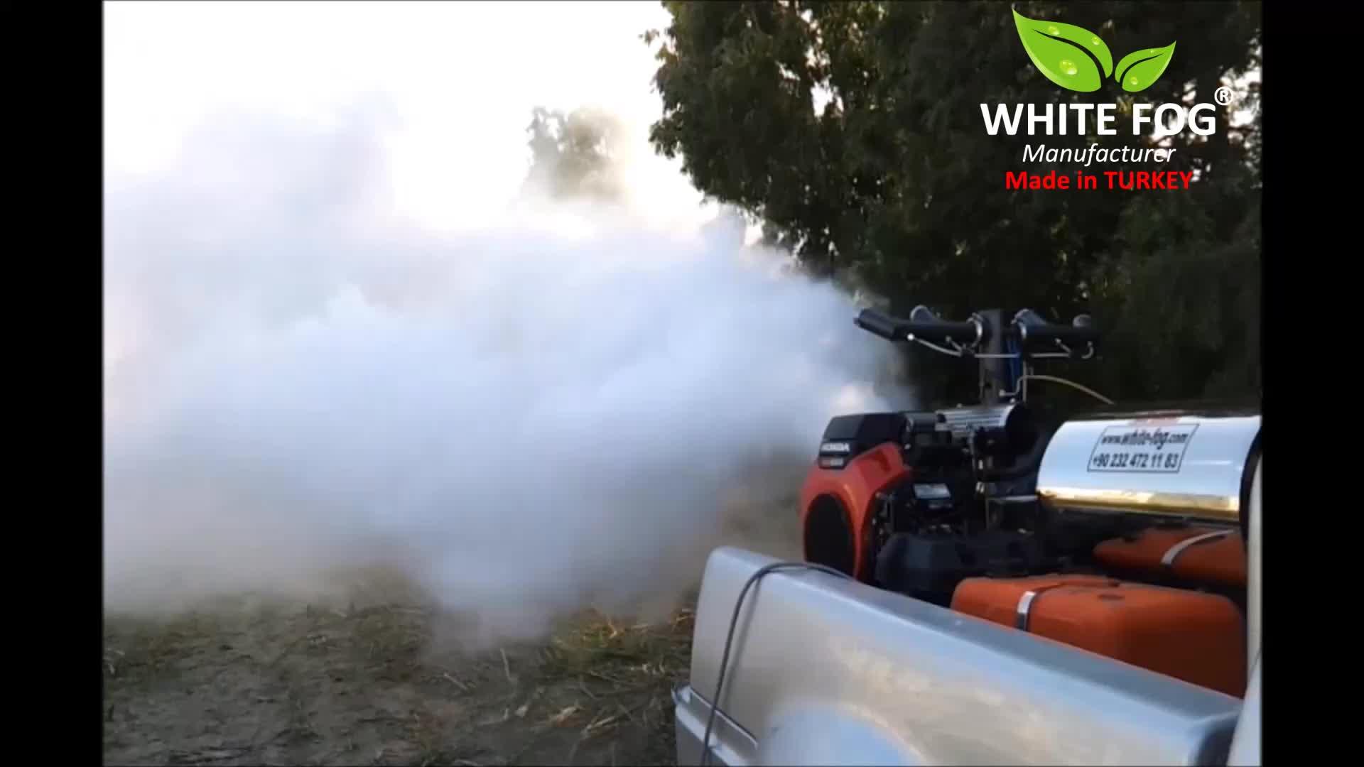 Thermal, Cold Fogging, ULV, Mist Machine (4in1)
