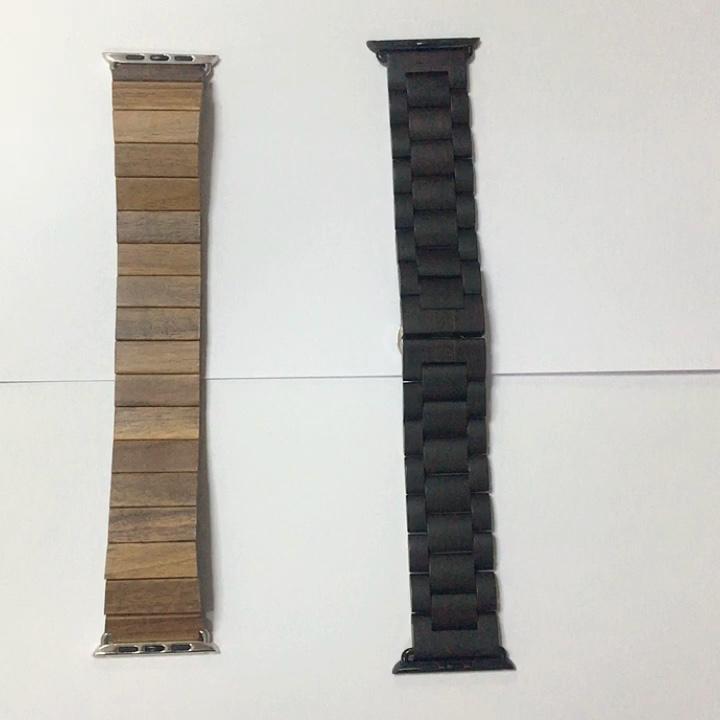 Banda de madera para Apple Watch