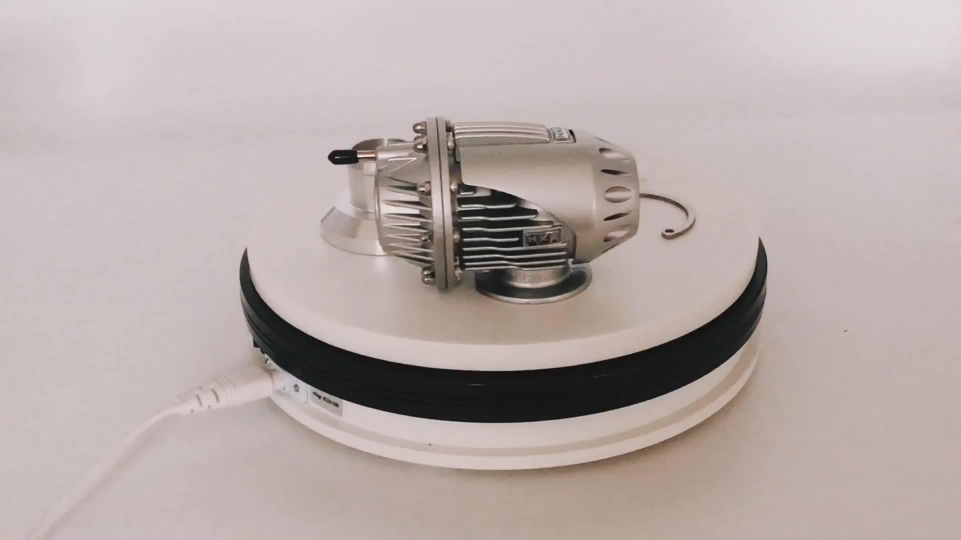 Phổ tự động nhôm phần turbo có thổi tắt van