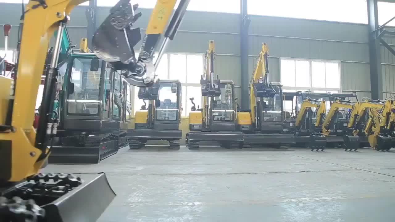 중국 1 톤 미니 지구 장비