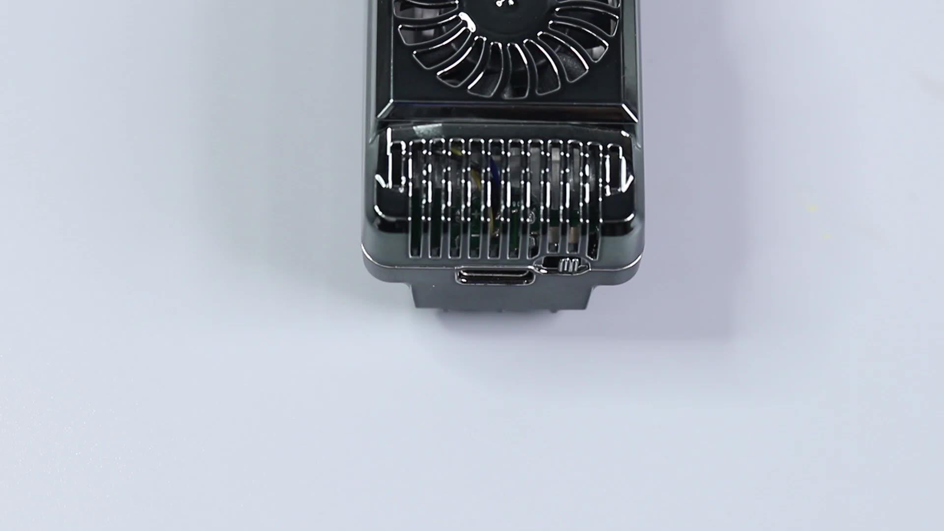 Laudtec для сотового телефона охладитель мини-usb Вентилятор охлаждения смартфон радиатора кулер для телефона Pad для Pubg игры вентилятор Cooler