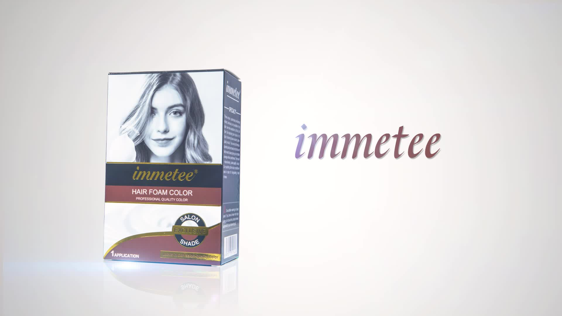 Immetee Private Label Haarkleur Crème Haarverf Selling In Europa Haar Crème