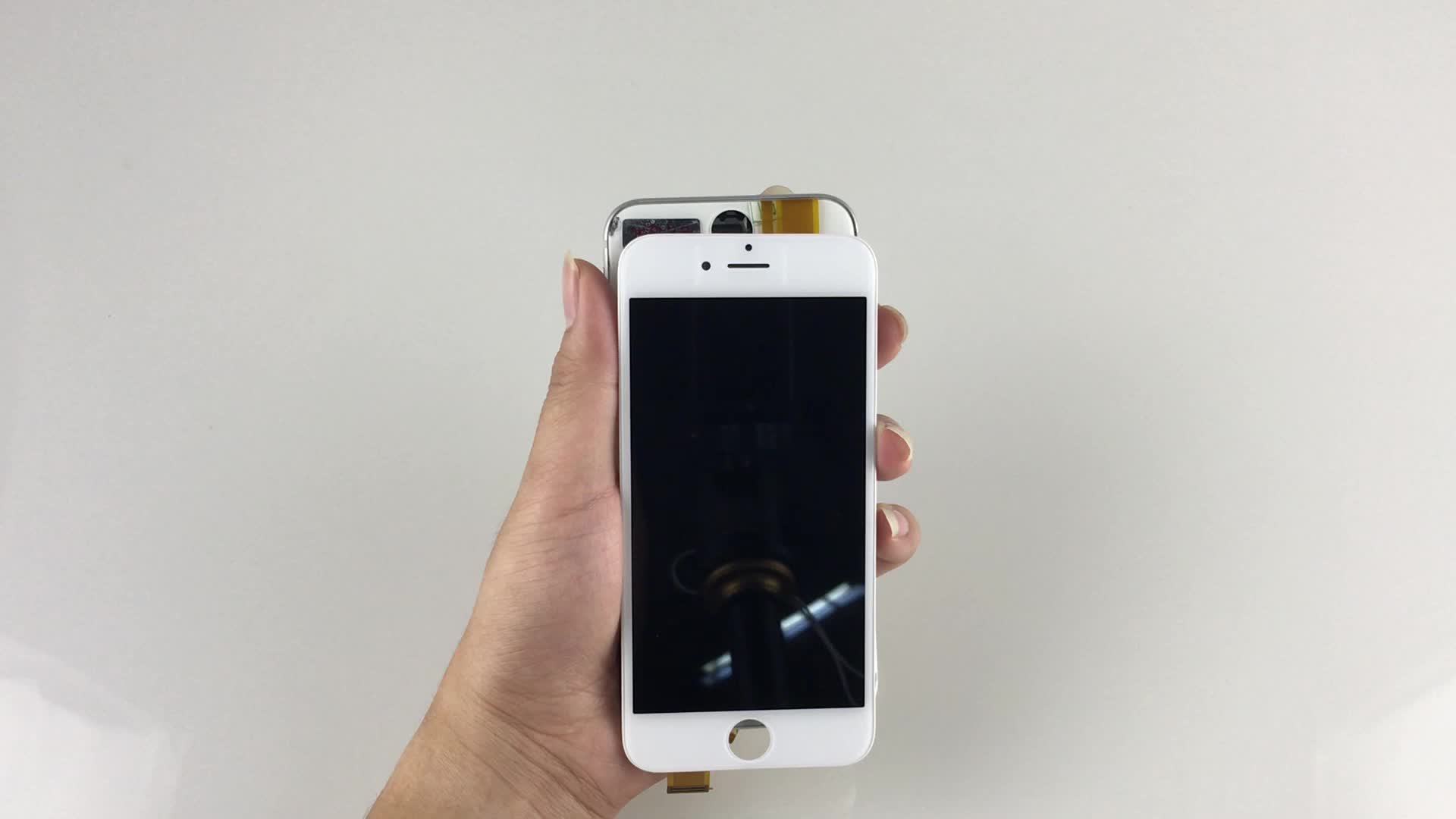 Wholesaler mobile phone digitizer assembly for iphone 6