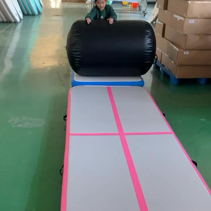 Hot Sale inflatable air track mat for gymnastics