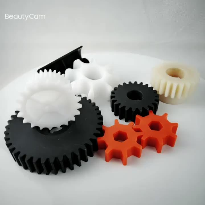 Produsen Roda Gigi Nilon Berbagai Roda Gigi Plastik