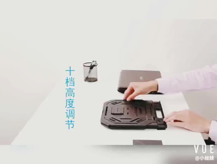 school furniture desk movable multifunction rotating laptop stand notebook holder with phone stand