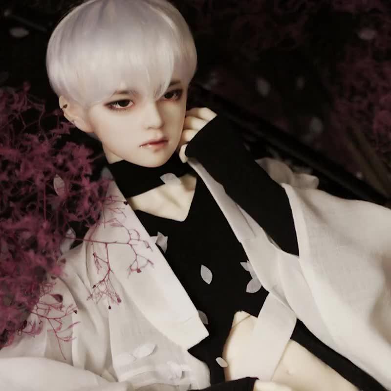 Yeni ürün BJD bebek Hwayoung 1/3 moda kore erkek Idol topu eklemli bebek reçine malzeme yüksek kaliteli BJD bebek