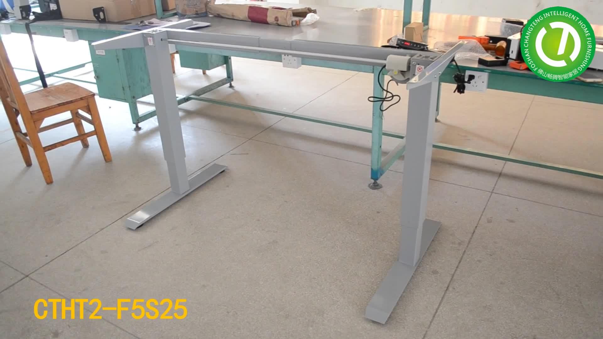 Elektrische hoogte verstelbare tafel intelligente hoogte