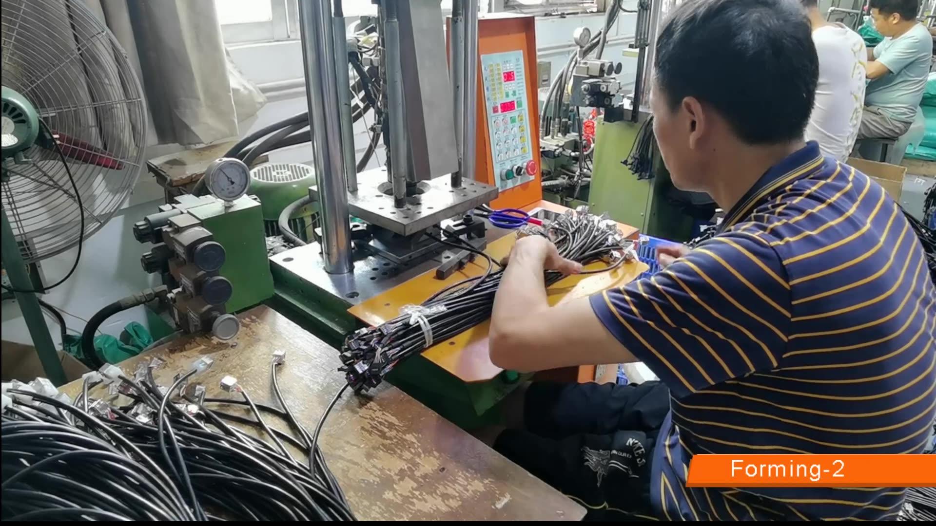 โรงงานขายส่ง USB 2.0 ชาย 2 way วิทยุ Baofeng สายการเขียนโปรแกรมสำหรับ Walkie Talkie