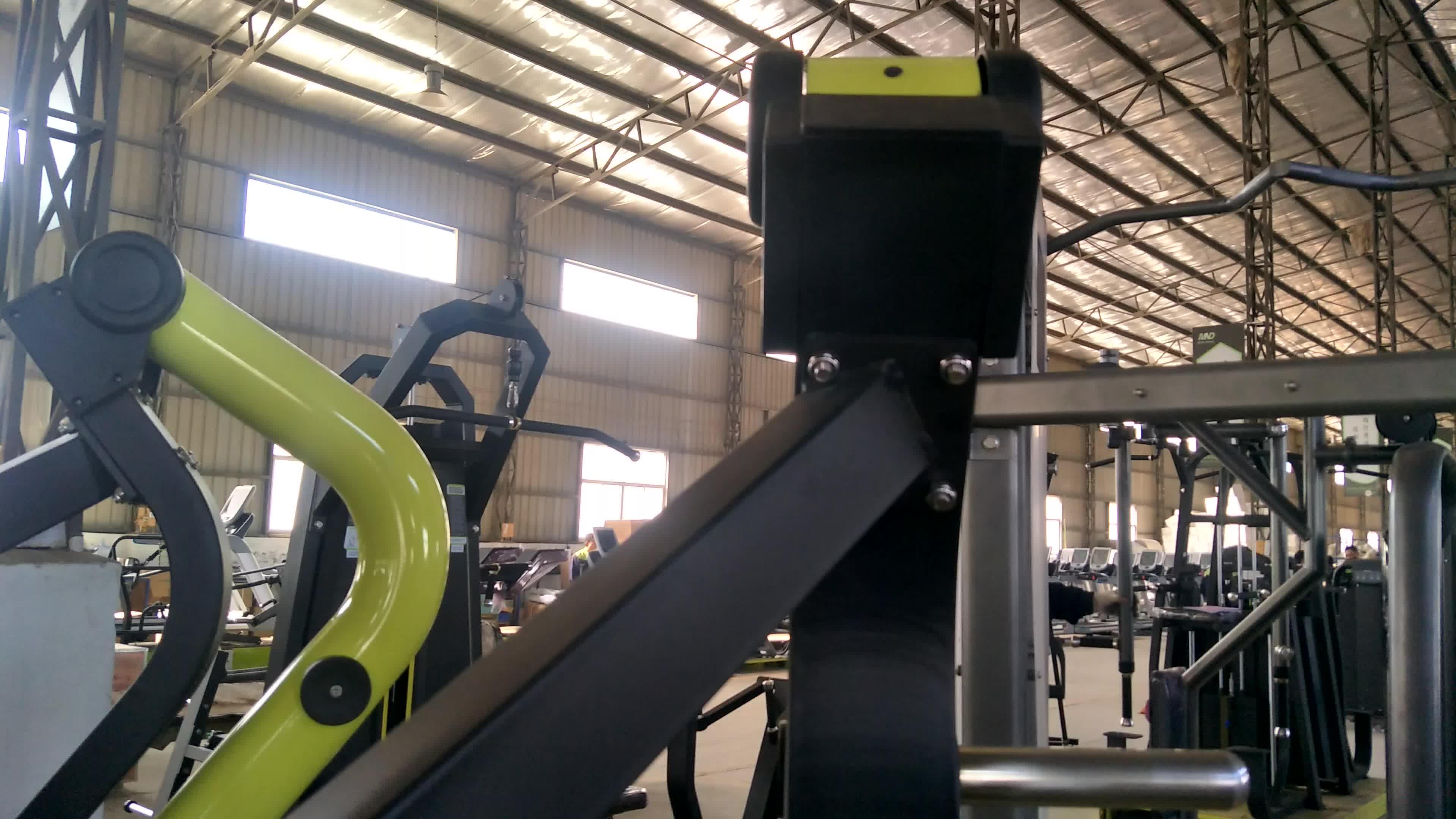 Hotsale Ginásio Comercial Máquina de Largura de Imprensa No Peito Equipamento de Fitness Popular