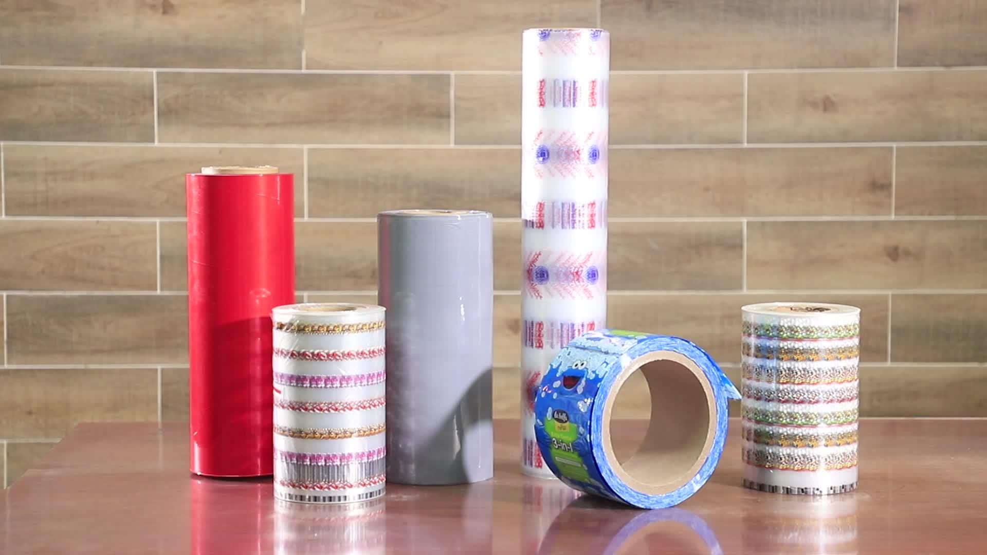 pof schrumpfen elektrische transparente heizfolie zum verpacken