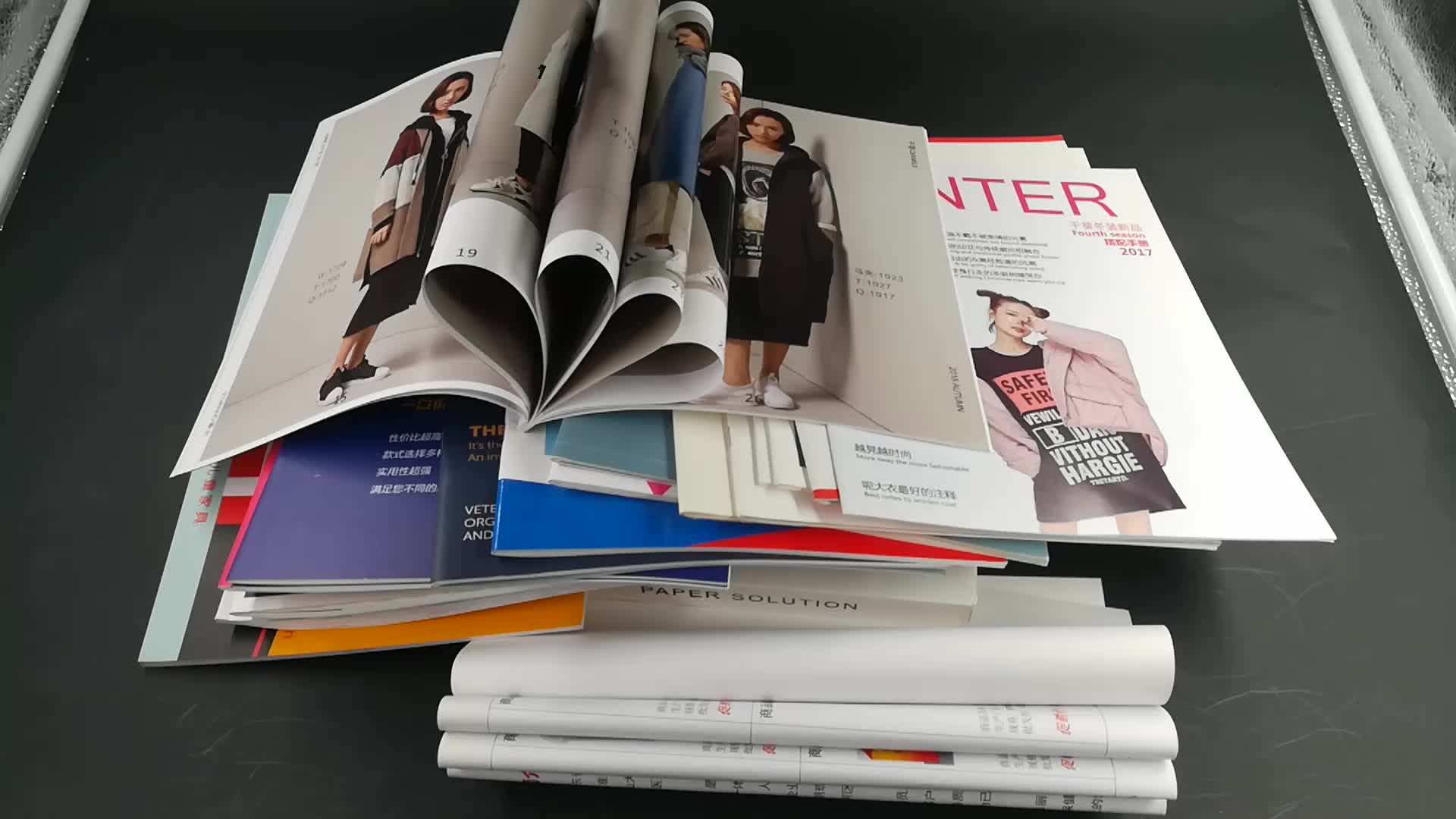 cheapest custom print high quality full colour india hindi adult magazine
