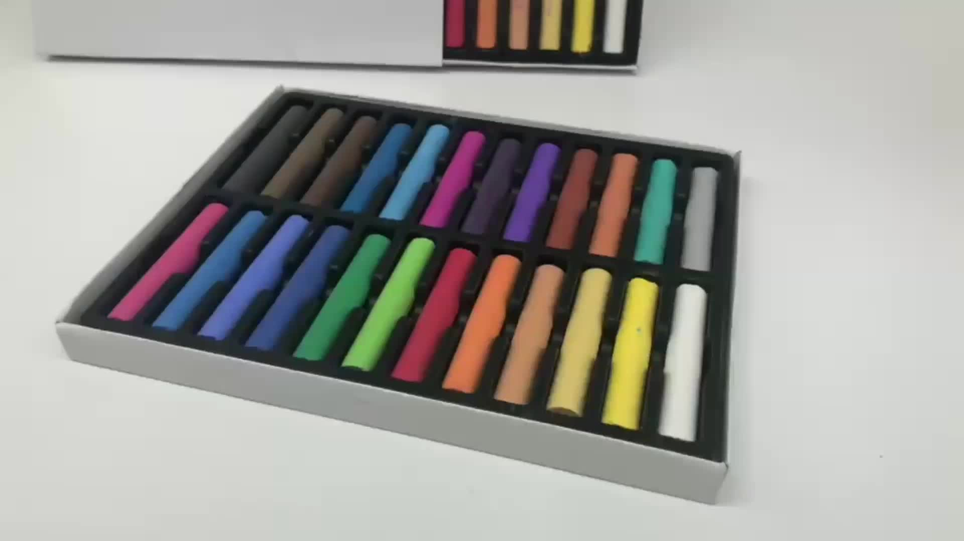 High Quality Cheap Price Color Hair Chalk Pens For Kids