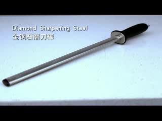 GRINDER Professional Rohs Ceritificated Knife Sharpening steel