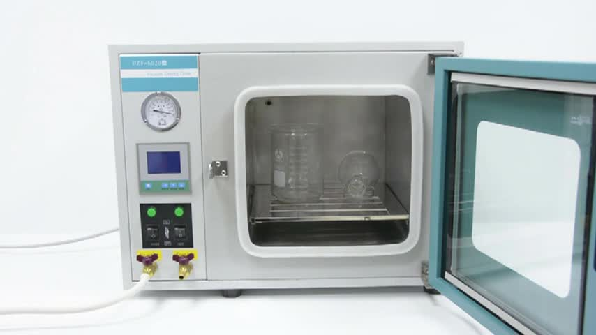 China High Quality Constant Temperature Laboratory Vacuum Electrode Drying Oven