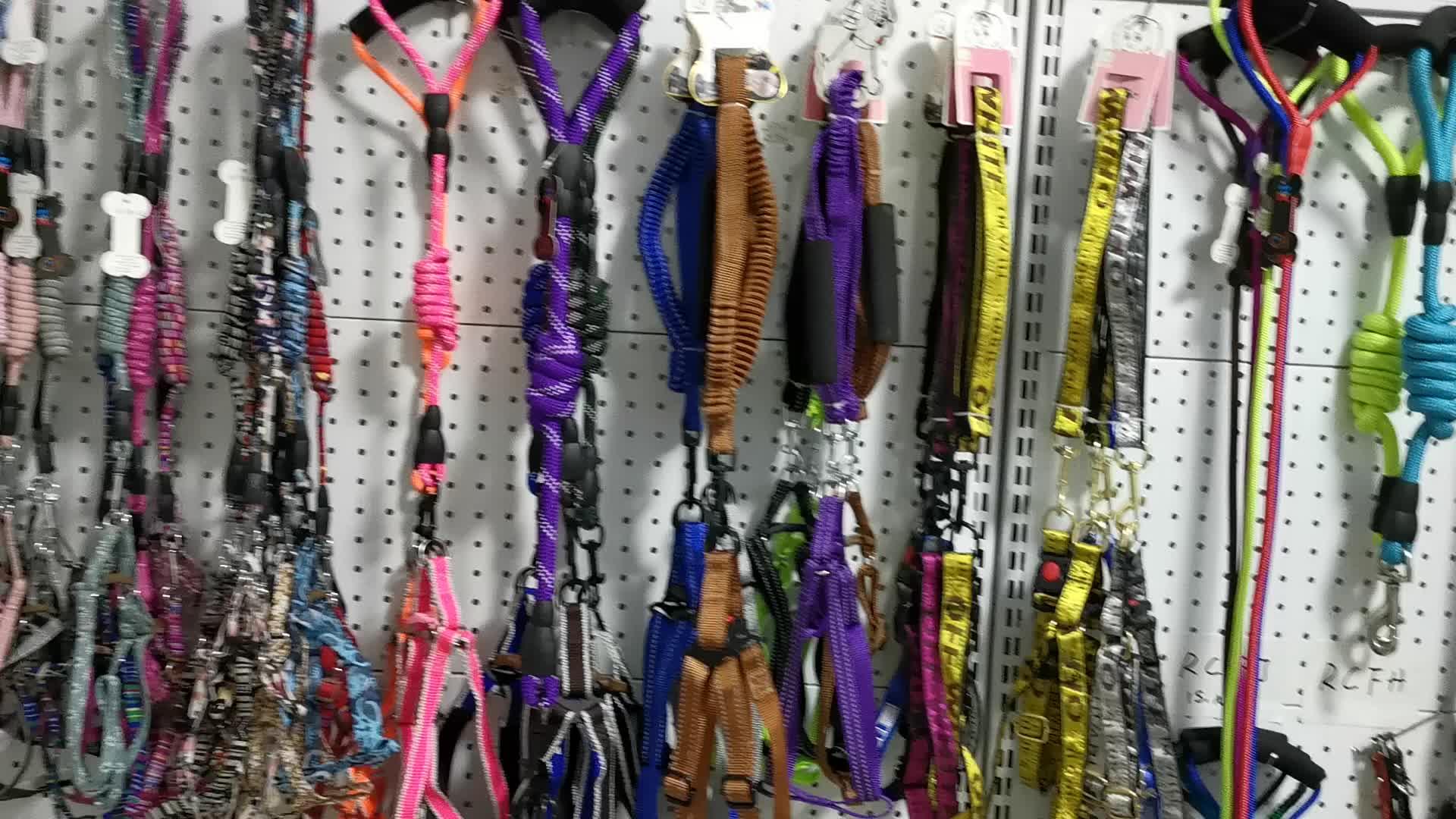 Commercio all'ingrosso piccolo cane prodotti per animali domestici 2018 regolabile cane cablaggio In Nylon cinghia della cassa per i cani