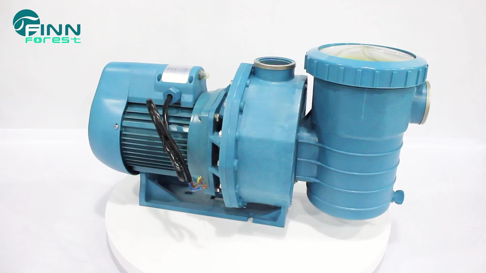 Inverter Water Pump For Circulation And Filtration Small Spa Swimming Pool Filtration Pump