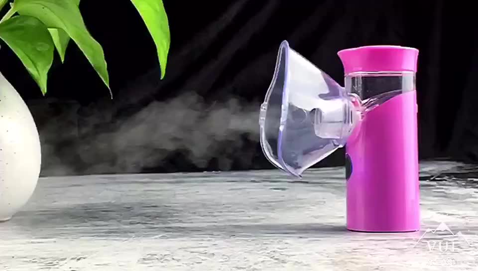 Home Use Portable Nebulizer Machine With Charging Port