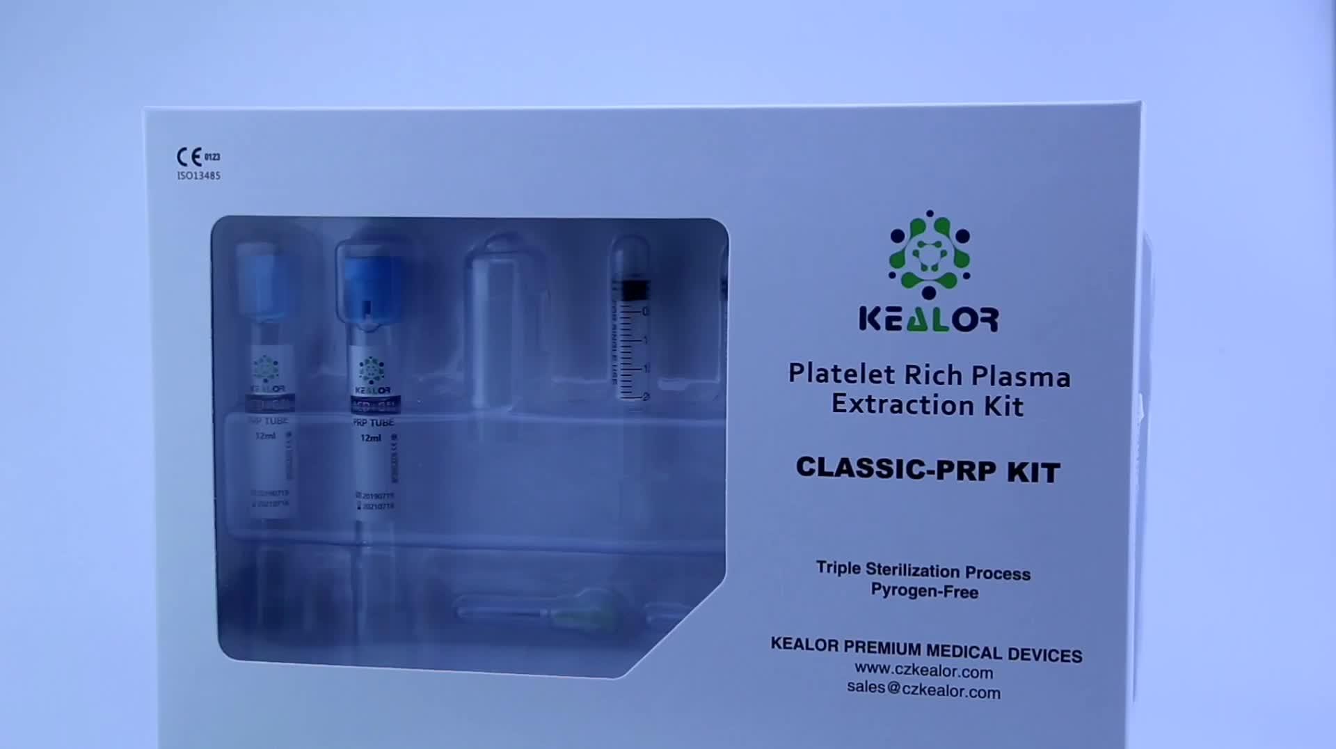 Neogenesis Autologo Rigenerazione Delle Cellule Piastrinica Ricco Plasma PRP Kit