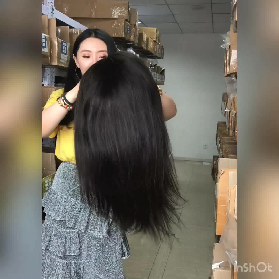 Video sex woman long hair from china