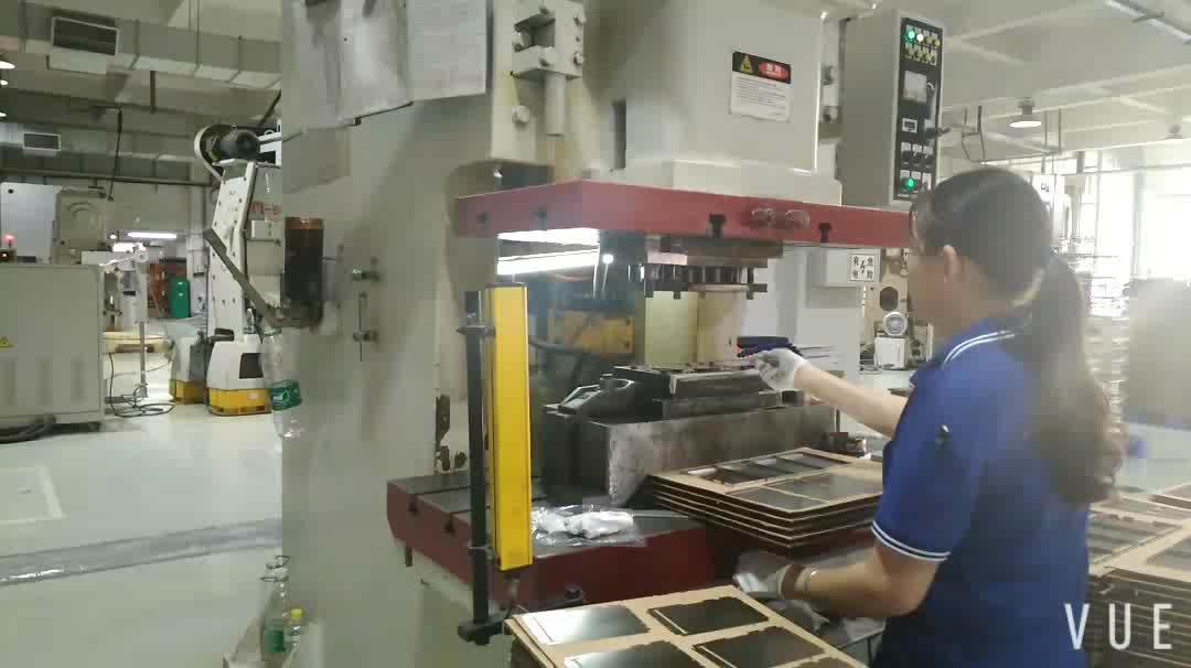 중국 높은 품질 OEM 금속 황동 클립