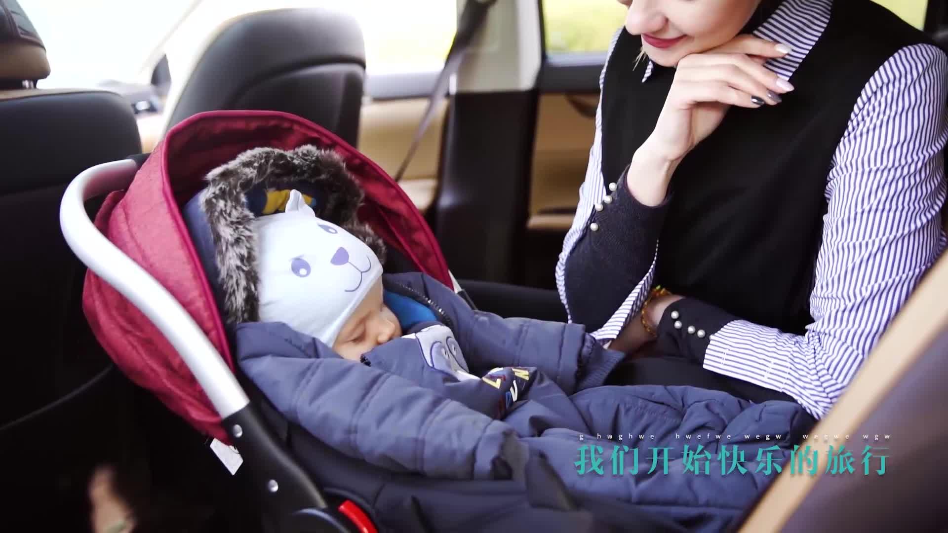 עמיד בשימוש 0-15 חודשים קבוצת 0 + עגלת מכונית מושב תינוק מכונית מושב בטיחות