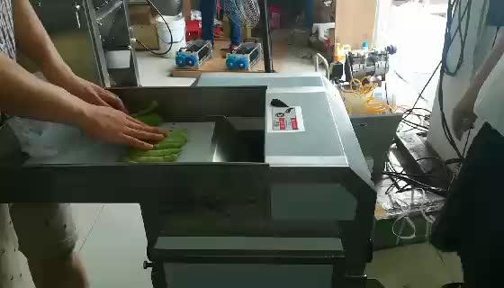 High Quality Kiwi Cutter/ Mango  Dicing/ Dried Fruit Dicer Machine Capacity 200-800 KG/H