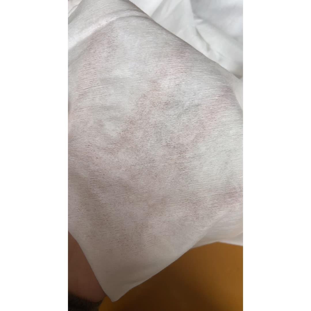 Chengbang tessuto della fabbrica wholesale Viscosa Spunlace Tessuto Non Tessuto Per Il Bagnato Salviette Non Tessuto Goffrato Tessuto