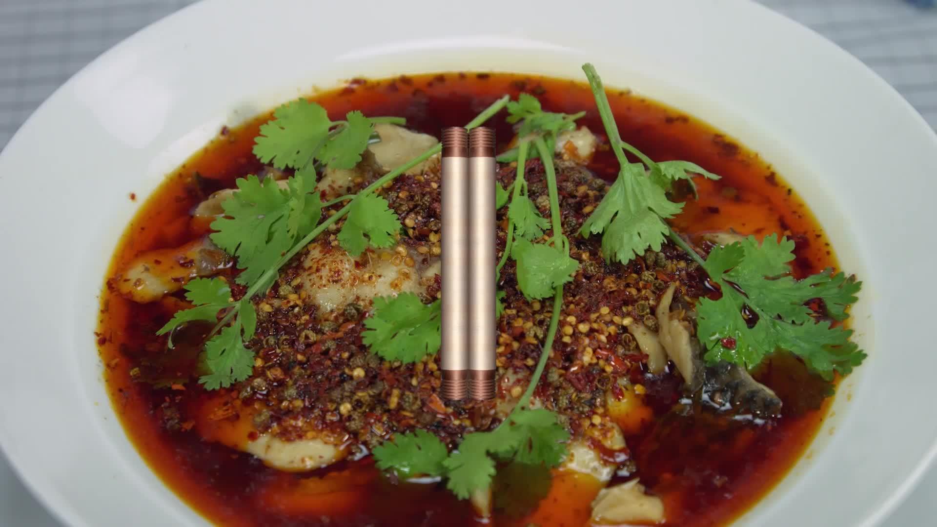 Hersteller Versorgung Chinesischen Lebensmittel Gewürze Würzigen Sauce für Fisch