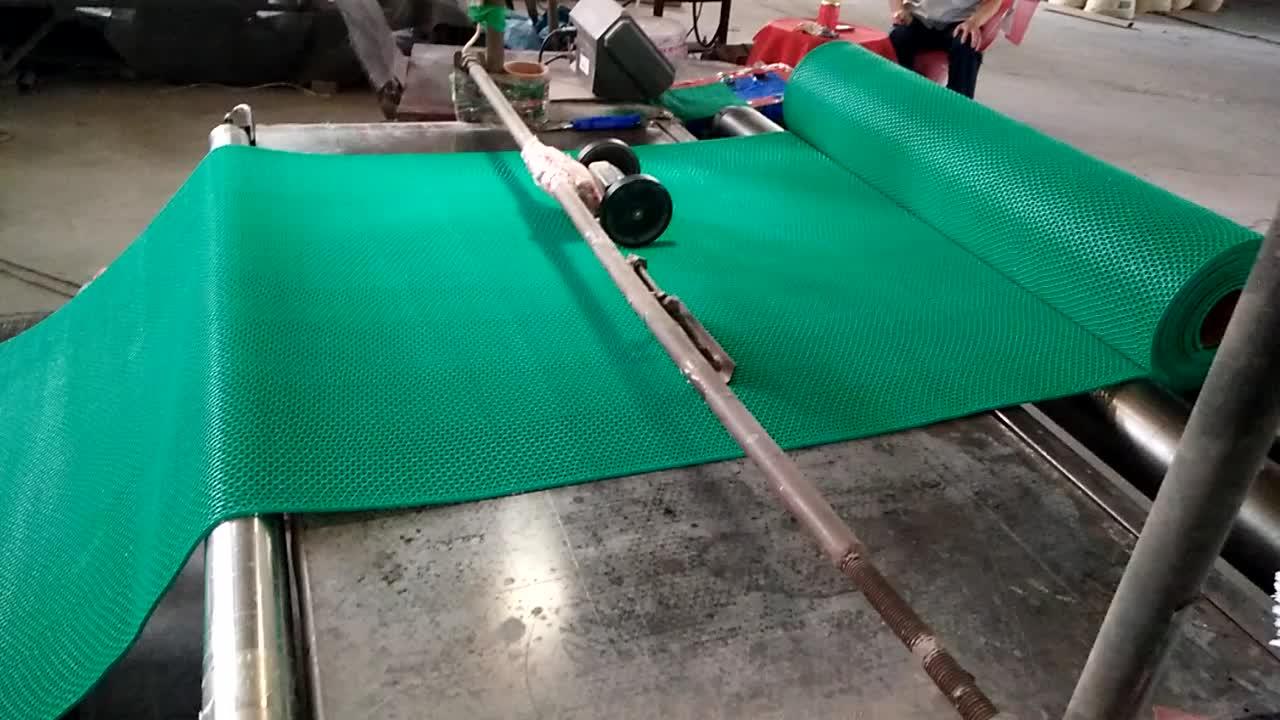 กันน้ำ Non-slip PVC สระว่ายน้ำยางเสื่อชั้น/PVC S Mat
