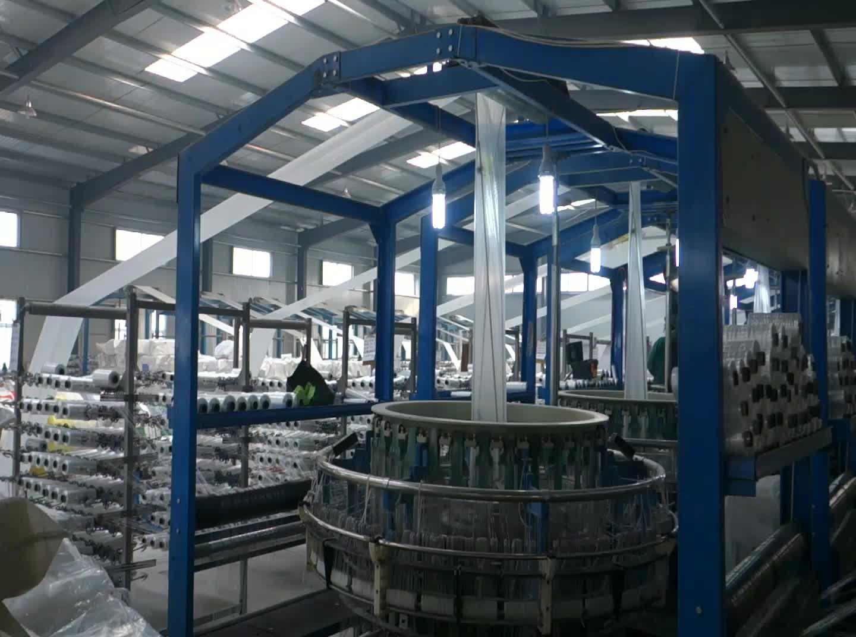 Dapoly टुकड़े टुकड़े में चावल बैग चीन निर्माता अच्छी गुणवत्ता पीपी बुना बैग