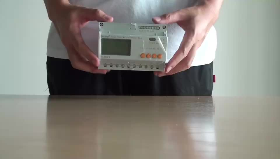 Acrel 2-ways single phase electronic energy meter / power meter with RS485