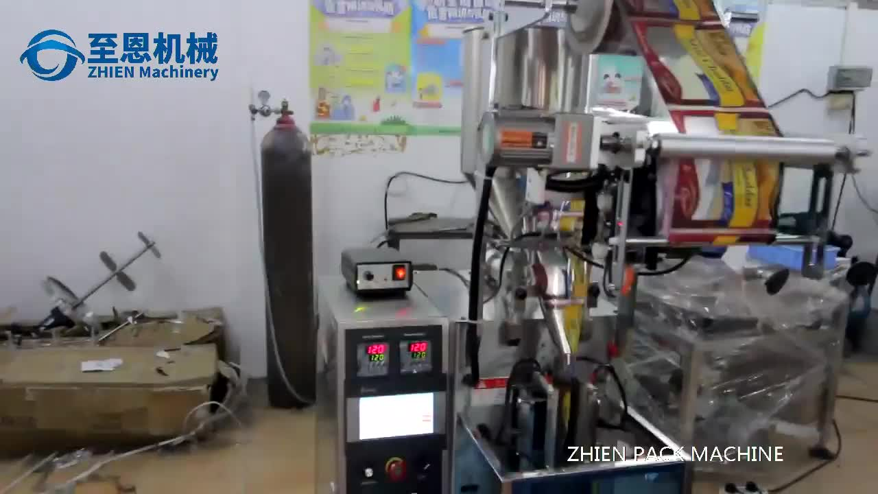 Automatic honey liquid soap stick packaging machine