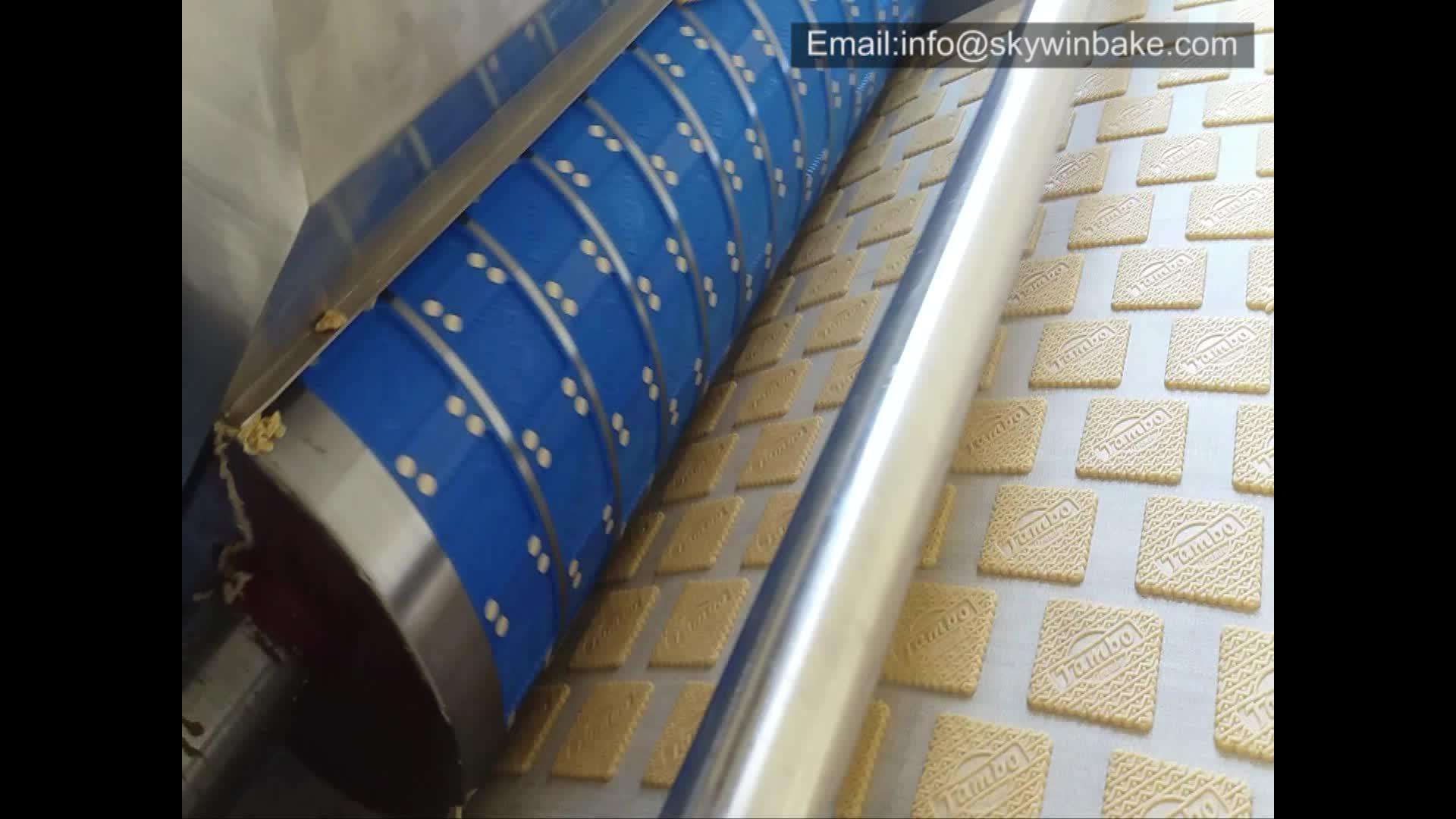 Skywin Fabrik Eisen Mould Roller für Harten und Weichen Keks/Weichen Keks Form