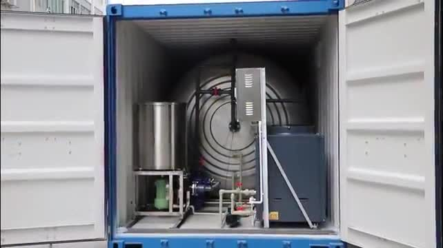 PUXIN Auto Control Complete Container Bio Gas Plant to Treat Animal Manure