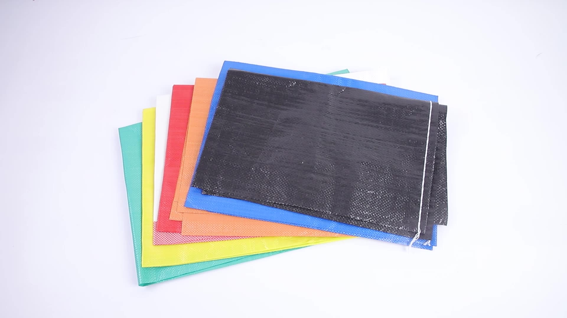 À Prova de umidade Personalizado Reciclável 50 25Kg 100Kg Kg PP Tecidos de Polipropileno Saco de Arroz Empti