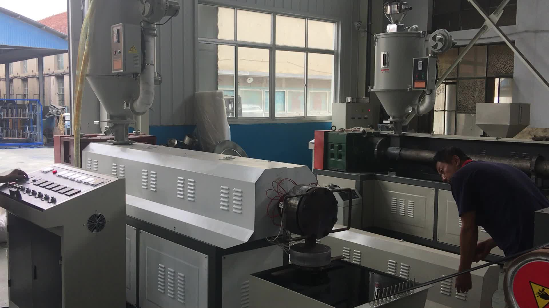 YWS-65 2019 PP PE HDPE Fishing Net Monofilament Yarn Making Machine/extruder